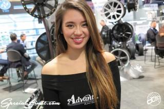 SEMA Show 2014 Las Vegas Convention Center dc601 Special Limit Advanti Image Girl