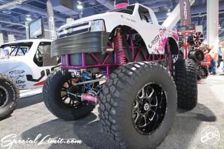 SEMA Show 2014 Las Vegas Convention Center dc601 Special Limit VISION 4×4 Barbie