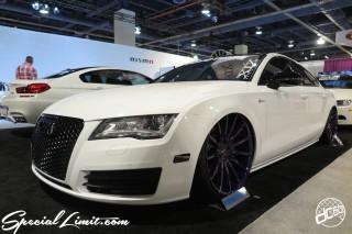 SEMA Show 2014 Las Vegas Convention Center dc601 Special Limit XIX Audi S6