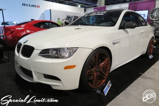 SEMA Show 2014 Las Vegas Convention Center dc601 Special Limit BMW E92 M3 XIX