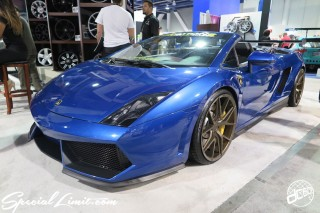 SEMA Show 2014 Las Vegas Convention Center dc601 Special Limit Lamborghini Gallardo
