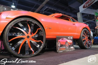 SEMA Show 2014 Las Vegas Convention Center dc601 Special Limit CHEVROLET CAMARO STARR 34""