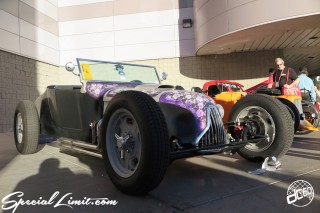 SEMA Show 2014 Las Vegas Convention Center dc601 Special Limit HOT ROD