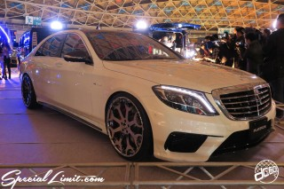 X-5 Nagoya Cross Five Vol.39 Final Port Messe dc601 Special Limit.com Booth GT Premium Custom USDM Audio Install Radical Mercedes BENZ W222 FORGIATO