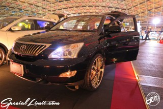 X-5 Nagoya Cross Five Vol.39 Final Port Messe dc601 Special Limit.com Booth GT Premium Custom USDM Audio Install Radical LEROY TOYOTA HARRIER