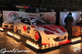 X-5 Nagoya Cross Five Vol.39 Final Port Messe dc601 Special Limit.com Booth GT Premium Custom USDM Audio Install Radical SCION FR-S TOYOTA 86