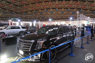 X-5 Nagoya Cross Five Vol.39 Final Port Messe dc601 Special Limit.com Booth GT Premium Custom USDM Audio Install Radical Cadillac Escalade SKY FORGED