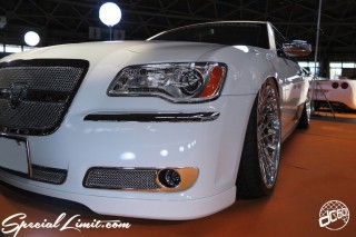 X-5 Nagoya Cross Five Vol.39 Final Port Messe dc601 Special Limit.com Booth GT Premium Custom USDM Audio Install Radical CHRYSLER 300C LEXANI FORGED