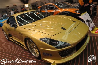 TOKYO Auto Salon 2015 Custom Car Demo JDM USDM Body Kit Coilover Suspension Wheels Campaign Girl Image New Parts Chiba Makuhari Messe Motor Show LEGEND OF TUNING CAR TOYOTA SUPRA GReddy RAYS