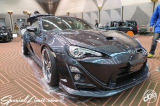 TOKYO Auto Salon 2015 Custom Car Demo JDM USDM Body Kit Coilover Suspension Wheels Campaign Girl Image New Parts Chiba Makuhari Messe Motor Show LEGEND OF TUNING CAR TOYOTA 86 Wide Body