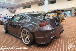 TOKYO Auto Salon 2015 Custom Car Demo JDM USDM Body Kit Coilover Suspension Wheels Campaign Girl Image New Parts Chiba Makuhari Messe Motor Show LEGEND OF TUNING CAR TOYOTA 86 WIDE Body AIMGAIN