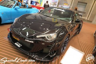 TOKYO Auto Salon 2015 Custom Car Demo JDM USDM Body Kit Coilover Suspension Wheels Campaign Girl Image New Parts Chiba Makuhari Messe Motor Show LEGEND OF TUNING CAR TOYOTA 86 HKS