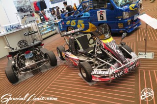 TOKYO Auto Salon 2015 Custom Car Demo JDM USDM Body Kit Coilover Suspension Wheels Campaign Girl Image New Parts Chiba Makuhari Messe Motor Show LEGEND OF TUNING CAR X-KART
