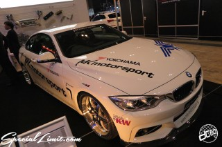 TOKYO Auto Salon 2015 Custom Car Demo JDM USDM Body Kit Coilover Suspension Wheels Campaign Girl Image New Parts Chiba Makuhari Messe Motor Show MK motorsport BMW F30
