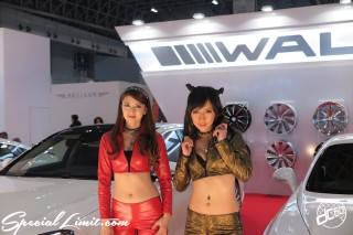 TOKYO Auto Salon 2015 Custom Car Demo JDM USDM Body Kit Coilover Suspension Wheels Campaign Girl Image New Parts Chiba Makuhari Messe WALD
