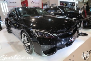 TOKYO Auto Salon 2015 Custom Car Demo JDM USDM Body Kit Coilover Suspension Wheels Campaign Girl Image New Parts Chiba Makuhari Messe Motor Show Lorinser Mercedes Benz