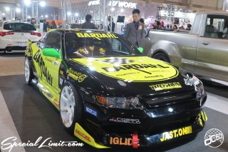 TOKYO Auto Salon 2015 Custom Car Demo JDM USDM Body Kit Coilover Suspension Wheels Campaign Girl Image New Parts Chiba Makuhari Messe Motor Show Drift S13