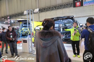 TOKYO Auto Salon 2015 Custom Car Demo JDM USDM Body Kit Coilover Suspension Wheels Campaign Girl Image New Parts Chiba Makuhari Messe Motor Show Interview