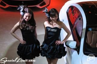 TOKYO Auto Salon 2015 Custom Car Demo JDM USDM Body Kit Coilover Suspension Wheels Campaign Girl Image New Parts Chiba Makuhari Messe TWS
