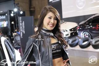 TOKYO Auto Salon 2015 Custom Car Demo JDM USDM Body Kit Coilover Suspension Wheels Campaign Girl Image New Parts Chiba Makuhari Messe Mercedes Benz