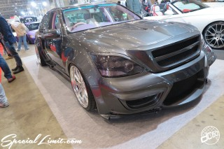 TOKYO Auto Salon 2015 Custom Car Demo JDM USDM Body Kit Coilover Suspension Wheels Campaign Girl Image New Parts Chiba Makuhari Messe Motor Show TOYOTA CELCIOR