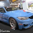 TOKYO Auto Salon 2015 Custom Car Demo JDM USDM Body Kit Coilover Suspension Wheels Campaign Girl Image New Parts Chiba Makuhari Messe Motor Show BMW M4 F31 AKRAPOVIC KW