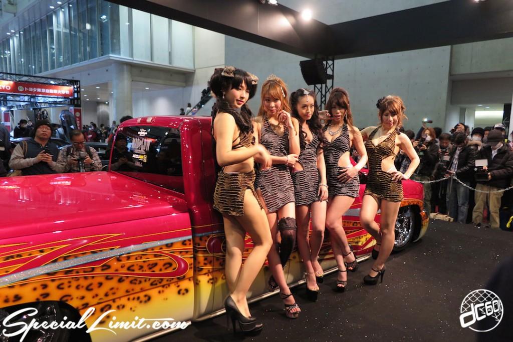 Tokyo Auto Salon 2015 Part② ☆ 〜Campaign Girl〜 ♪