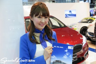 TOKYO Auto Salon 2015 Custom Car Demo JDM USDM Body Kit Coilover Suspension Wheels Campaign Girl Image New Parts Chiba Makuhari Messe BMW