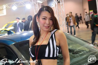 TOKYO Auto Salon 2015 Custom Car Demo JDM USDM Body Kit Coilover Suspension Wheels Campaign Girl Image New Parts Chiba Makuhari Messe
