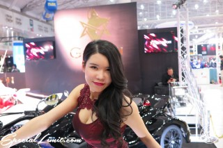 TOKYO Auto Salon 2015 Custom Car Demo JDM USDM Body Kit Coilover Suspension Wheels Campaign Girl Image New Parts Chiba Makuhari Messe GORDON