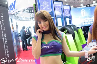 TOKYO Auto Salon 2015 Custom Car Demo JDM USDM Body Kit Coilover Suspension Wheels Campaign Girl Image New Parts Chiba Makuhari Messe ATR Radial