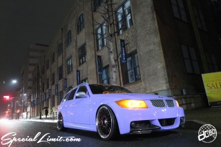 dc601 BMW E91 325i Touring Purple Magic Apple Silver Slammed RSR Best☆i Euro Bemmer TWS EXlete M3  Carbon Lip Spoiler Special Limit.com Shinpukan Coverage Photograph Interview Geibunsha es4 Magazine CSD Big6pot Brake System M-Sport Head Light Lenz Wrapping Orange