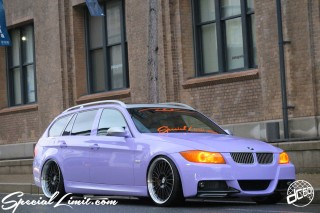 dc601 BMW E91 325i Touring Purple Magic Apple Silver Slammed RSR Best☆i Euro Bemmer TWS EXlete M3  Carbon Lip Spoiler Special Limit.com Shinpukan Coverage Photograph Interview Geibunsha es4 Magazine CSD Big6pot Brake System M-Sport Head Light Lenz Wrapping Orange KYOTO JAPAN