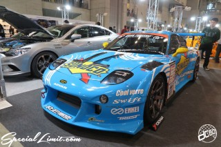 TOKYO Auto Salon 2015 Custom Car Demo JDM USDM Body Kit Coilover Suspension Wheels Campaign Girl Image New Parts Chiba Makuhari Messe Motor Show SUNOCO RX-7 Gran Turismo RE-Amemiya