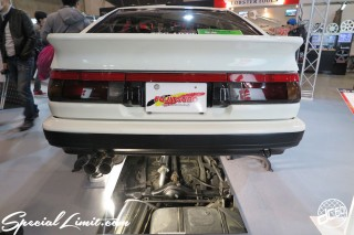 TOKYO Auto Salon 2015 Custom Car Demo JDM USDM Body Kit Coilover Suspension Wheels Campaign Girl Image New Parts Chiba Makuhari Messe Motor Show FUJITSUBO AE86