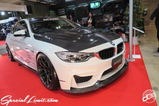 TOKYO Auto Salon 2015 Custom Car Demo JDM USDM Body Kit Coilover Suspension Wheels Campaign Girl Image New Parts Chiba Makuhari Messe Motor Show BMW F31 M4 VRS
