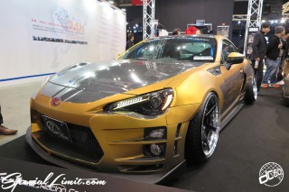 TOKYO Auto Salon 2015 Custom Car Demo JDM USDM Body Kit Coilover Suspension Wheels Campaign Girl Image New Parts Chiba Makuhari Messe Motor Show TOYOTA 86 FR-S SCION Kuhi Racing Wide Body