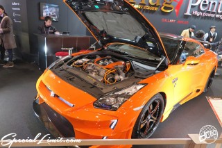 TOKYO Auto Salon 2015 Custom Car Demo JDM USDM Body Kit Coilover Suspension Wheels Campaign Girl Image New Parts Chiba Makuhari Messe Motor Show NISSAN GTR R35