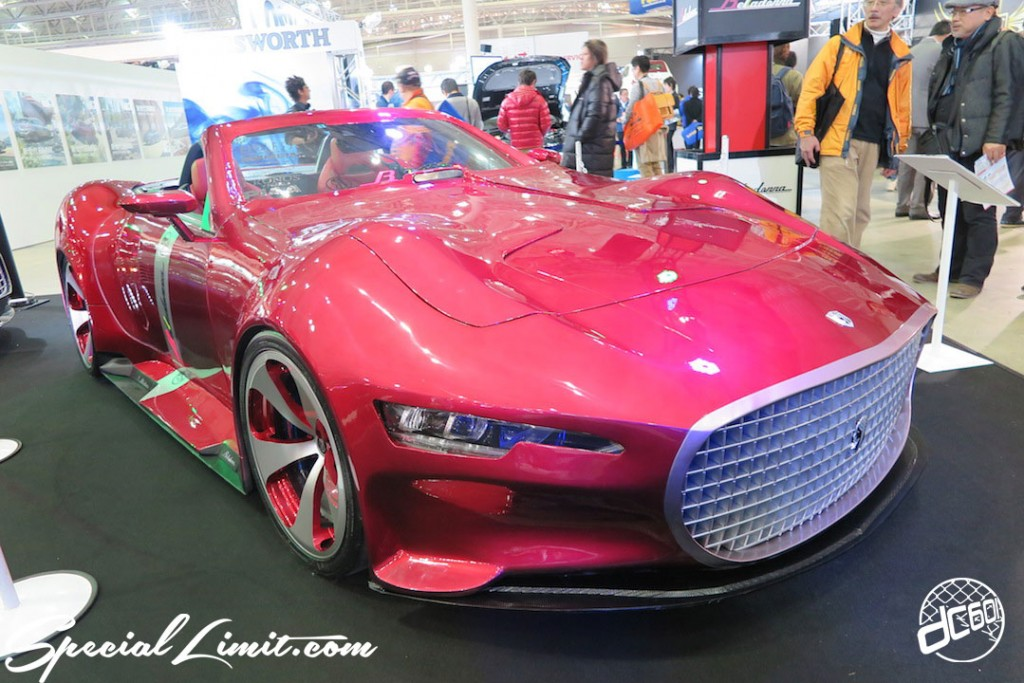 Tokyo Auto Salon 2015 Part19 ☆