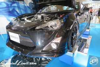 TOKYO Auto Salon 2015 Custom Car Demo JDM USDM Body Kit Coilover Suspension Wheels Campaign Girl Image New Parts Chiba Makuhari Messe Motor Show COSWORTH TOYOTA 86