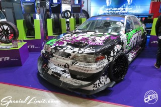 TOKYO Auto Salon 2015 Custom Car Demo JDM USDM Body Kit Coilover Suspension Wheels Campaign Girl Image New Parts Chiba Makuhari Messe Motor Show TOYOTA Mark2 ATR