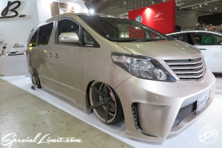 TOKYO Auto Salon 2015 Custom Car Demo JDM USDM Body Kit Coilover Suspension Wheels Campaign Girl Image New Parts Chiba Makuhari Messe Motor Show ALPHARD