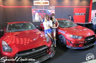 TOKYO Auto Salon 2015 Custom Car Demo JDM USDM Body Kit Coilover Suspension Wheels Campaign Girl Image New Parts Chiba Makuhari Messe Motor Show RH9