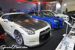 TOKYO Auto Salon 2015 Custom Car Demo JDM USDM Body Kit Coilover Suspension Wheels Campaign Girl Image New Parts Chiba Makuhari Messe Motor Show NISSAN GTR SUBARU STi