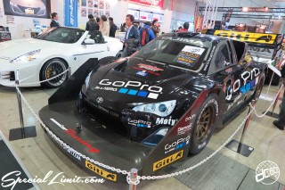 TOKYO Auto Salon 2015 Custom Car Demo JDM USDM Body Kit Coilover Suspension Wheels Campaign Girl Image New Parts Chiba Makuhari Messe Motor Show GoPro TOYOTA 86 Pikes Peek