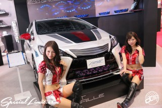 TOKYO Auto Salon 2015 Custom Car Demo JDM USDM Body Kit Coilover Suspension Wheels Campaign Girl Image New Parts Chiba Makuhari Messe Motor Show AMS Aqua