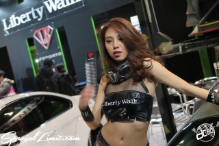 TOKYO Auto Salon 2015 Custom Car Demo JDM USDM Body Kit Coilover Suspension Wheels Campaign Girl Image New Parts Chiba Makuhari Messe Motor Show Liberty Walk