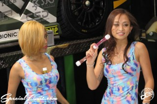 TOKYO Auto Salon 2015 Custom Car Demo JDM USDM Body Kit Coilover Suspension Wheels Campaign Girl Image New Parts Chiba Makuhari Messe Motor Show