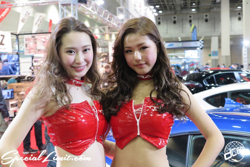 Osaka Auto Messe 2015 Vol.③ 〜Campaign Girl〜 ☆