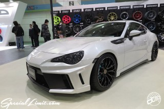 TOKYO Auto Salon 2015 Custom Car Demo JDM USDM Body Kit Coilover Suspension Wheels Campaign Girl Image New Parts Chiba Makuhari Messe Motor Show RAYS TOYOTA 86 SCION FR-S